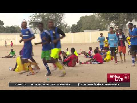 First football academy opened in Mogadishu
