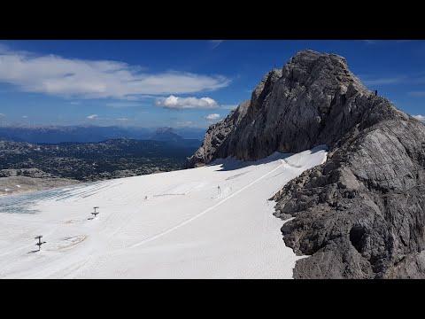 Dachstein Glacier *
