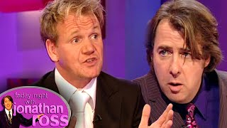 "Gordon Ramsay ""Britain is Too Squeamish For Horse Meat"" 