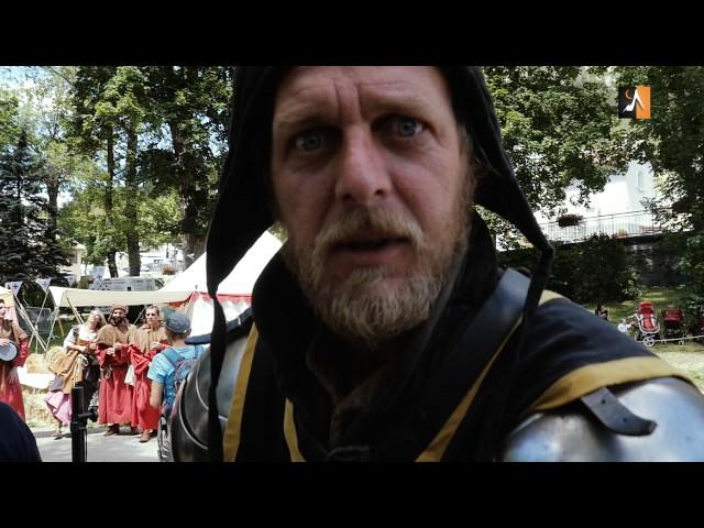 La fête du Grand Escarton / Cité Vauban de Briançon / HAUTES-ALPES