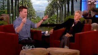 Mind-blowing magic for ELLEN with Justin Flom! Part 1