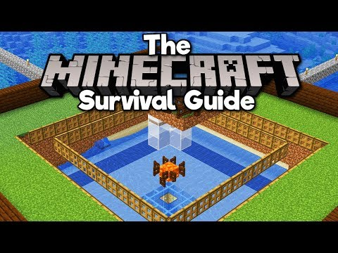 Pillager Raid Farm, Pt.2! ▫ The Minecraft Survival Guide (Tutorial Let's Play) [Part 239] thumbnail