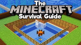 Pillager Raid Farm, Pt.2! ▫ The Minecraft Survival Guide (Tutorial Let's Play) [Part 239]