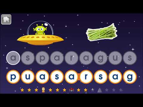 Rocket Speller - Rocket Speller is a fun and engaging spelling app for 3-7 year old children