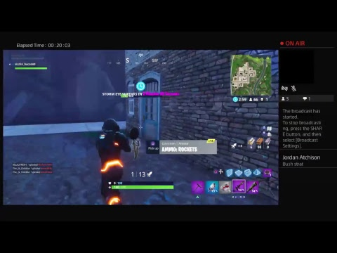 sizzlin_bacon69's Live PS4 Broadcast