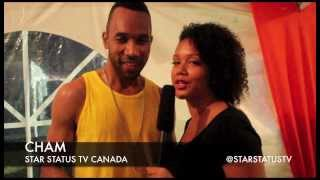 cham aka mr lawless star status tv canada dream weekend