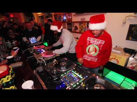 Xmas at The Vinyl Room with Mista Sinista & Rob Swift (X-Ecutioners)