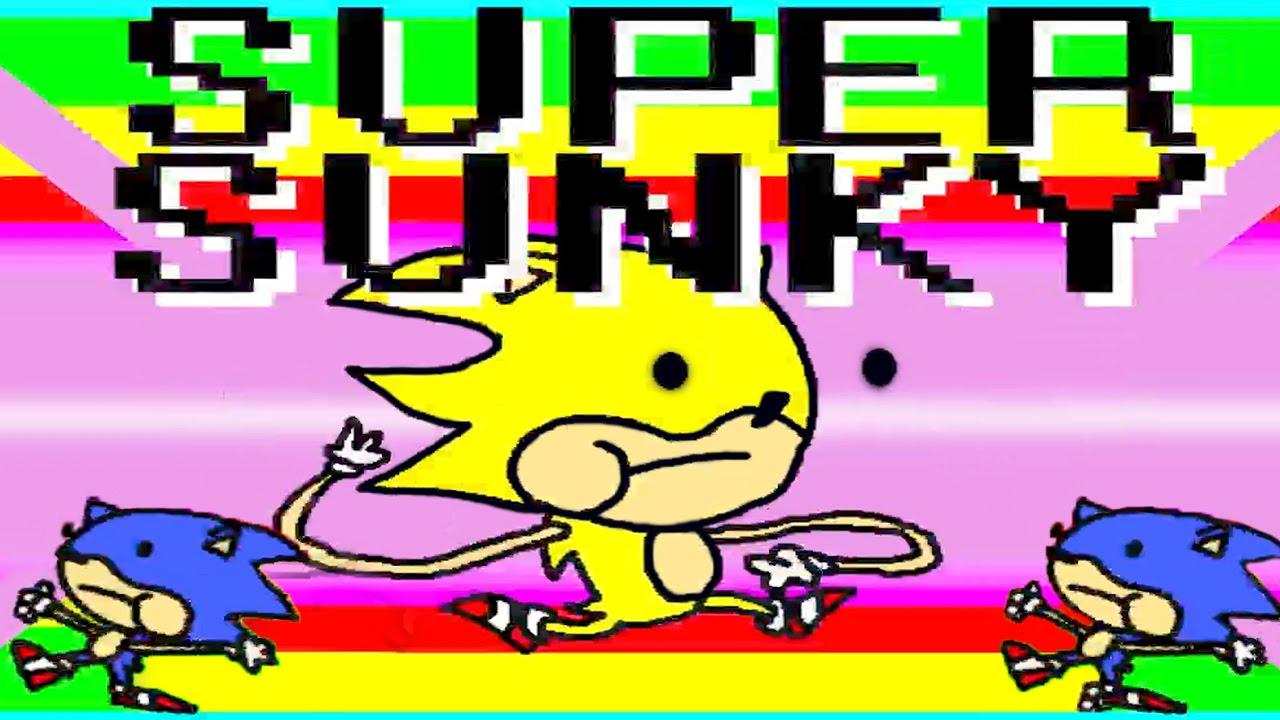 SUPER SUNKY! | ... Knuckles Game