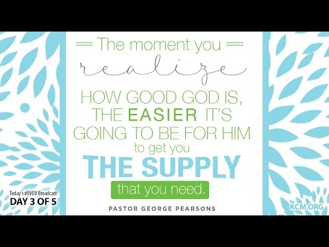 The Goodness of God with Gloria Copeland and George Pearsons (Air Date 3-2-16)