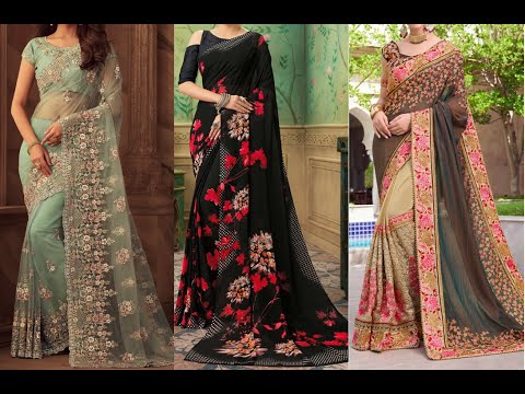 new-style-sarees-online-shopping-2019-|-latest-collection-of-designer-sarees-for-women