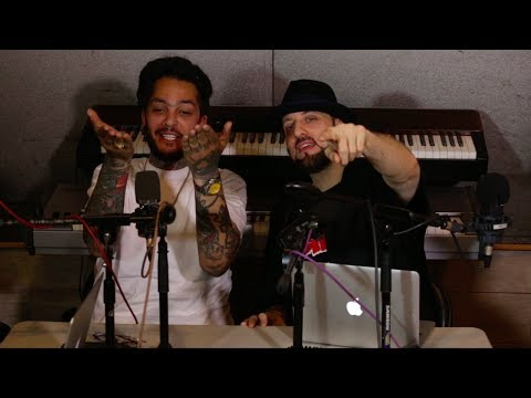 Travie McCoy On The R.A. The Rugged Man Show: Episode 4