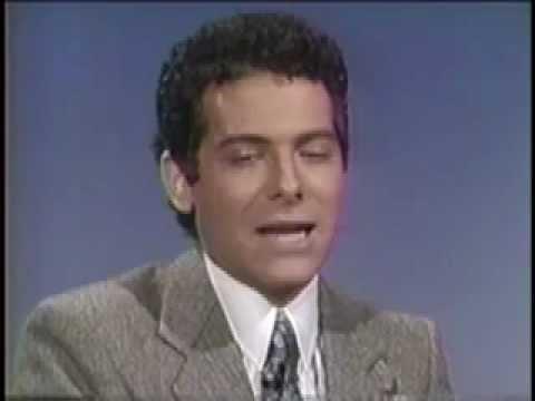 Michael Feinstein June 8, 1986