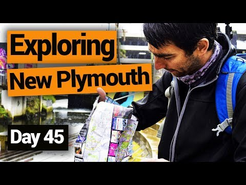 Exploring New Plymouth, Taranaki - New Zealand's Biggest Gap