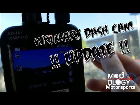 Auto Drive Dash Cam UPDATE!!! Walmart