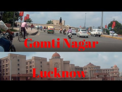 Gomti Nagar Lucknow