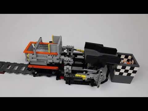 Akiyuki LEGO Train V2