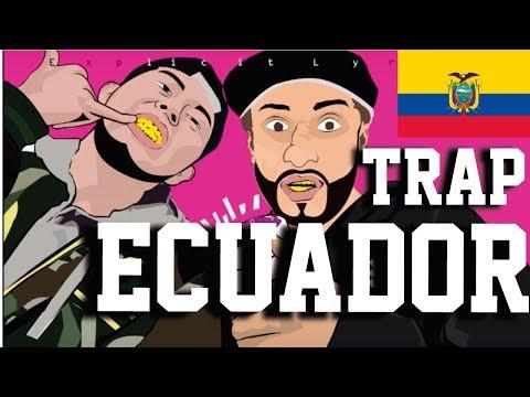 REAL TRAP ECUADOR 2017 | LAS 5 MEJORES CANCIONES