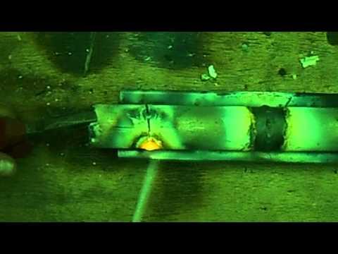 Как правильно варить оцинкованные трубы газом