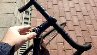 """Обзор трекового велосипеда антк антонов """"elin"""""""
