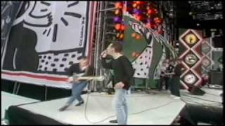SIMPLE MINDS - Sanctify Yourself Mandela 70th Wembley 1988