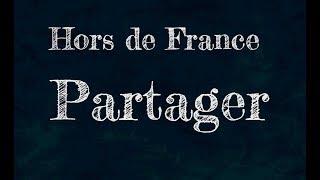 Partager - Hors de France - Dix mots - Le monde est notre classe