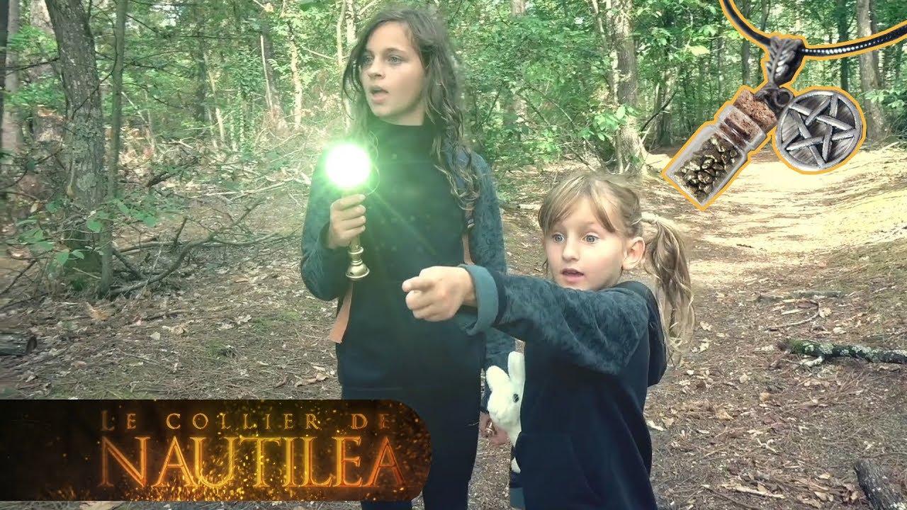 STORY • LE COLLIER DE NAUTILEA - Studio Bubble Tea Prank court métrage parodie