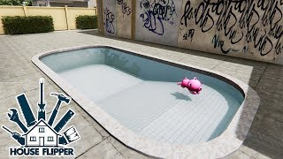 HOUSE FLIPPER #22 - CASA CON PISCINA - GAMEPLAY ITA