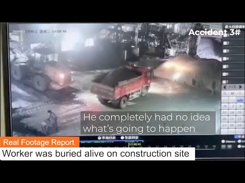 Factory Accident Complication