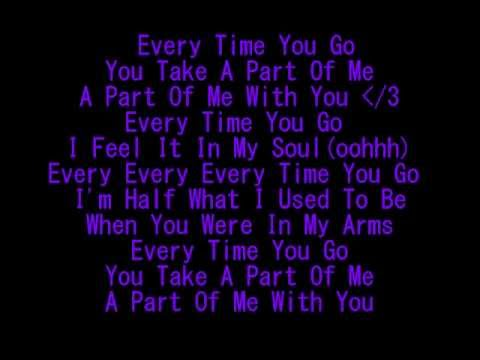 Every Time You Go 3 Doors Down Lyrics Hd Hq Youtube