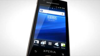 Xperia ray - features