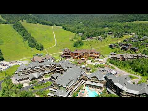 The Lodge Condominiums. Spruce Peak at Stowe
