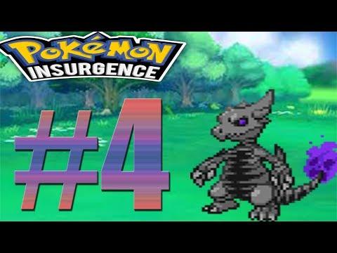 Pokemon Insurgence #4 (В поисках пещерной девочки)