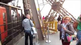 Париж: посещение Эйфелевой башни