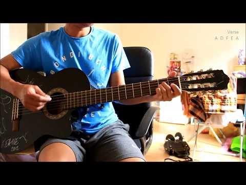 Senar Senja - Menua Berdua (Cover dan Tutorial Gitar)