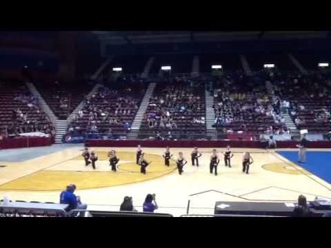 Powell High School, state dance 2013