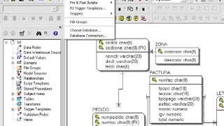 Tutorial ERWIN R7- SQL SERVER 2005
