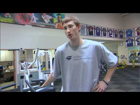 Gordon Hayward gets Ready for the 2011 Season