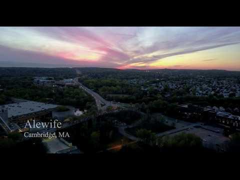 Cambridge, MA 4K Drone Footage - May 2017