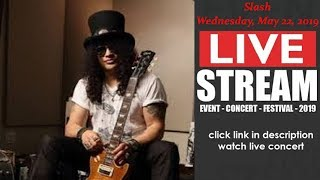 Slash at Stage Music Park, Florianópolis, Brazil [LIVE CONCERT] 2019 [HD]