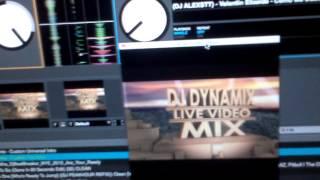 DJ Dynamix video intro