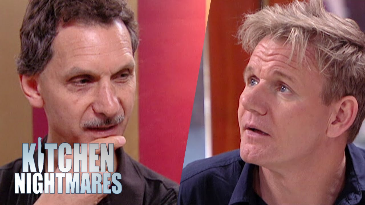 Shoe Salesman Or Manager!? - Kitchen Nightmares - YouTube