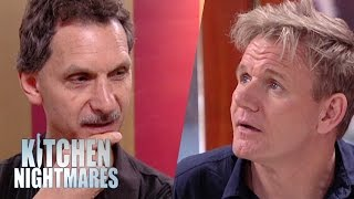 Shoe Salesman Or Manager!? - Kitchen Nightmares