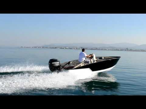 Compass 165cc hull test!