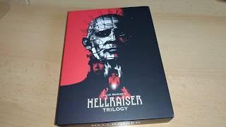 Unboxing HELLRAISER TRILOGY (Limited Collectors Edition) von Turbine Medien