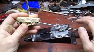 235.RUIXIN PRO III поколения - самая доступная точилка для ножей и ножниц