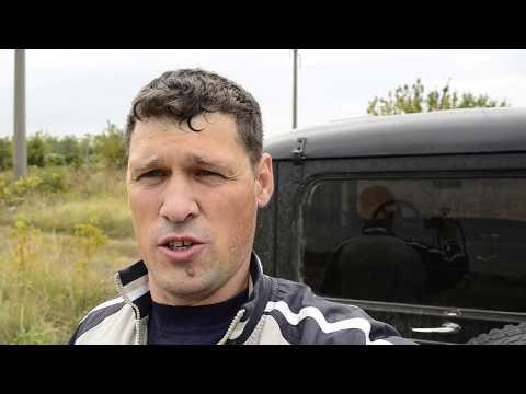 УАЗ 31512 моя история #23 рычаги управления УАЗ