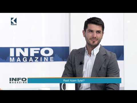 """Tome Gashi i quajti serbet """"shkije"""", reagon shoqata YIHR KS - 29.04.2016 - Klan Kosova"""