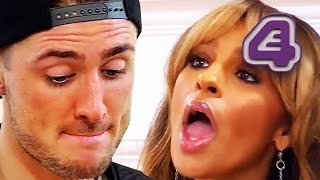 The Worst Pick Up Line Ever? | Celebs Go Dating