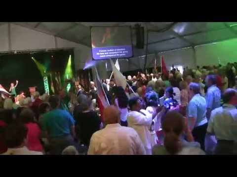 2014 World Mission Conference: Opening Ceremony Flag Processional