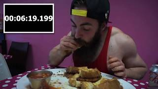 UK COMPETITIVE EATING